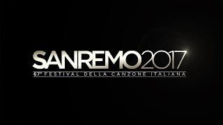 Clementino - Ragazzi fuori - Sanremo 2017 (Testo/Lyrics)