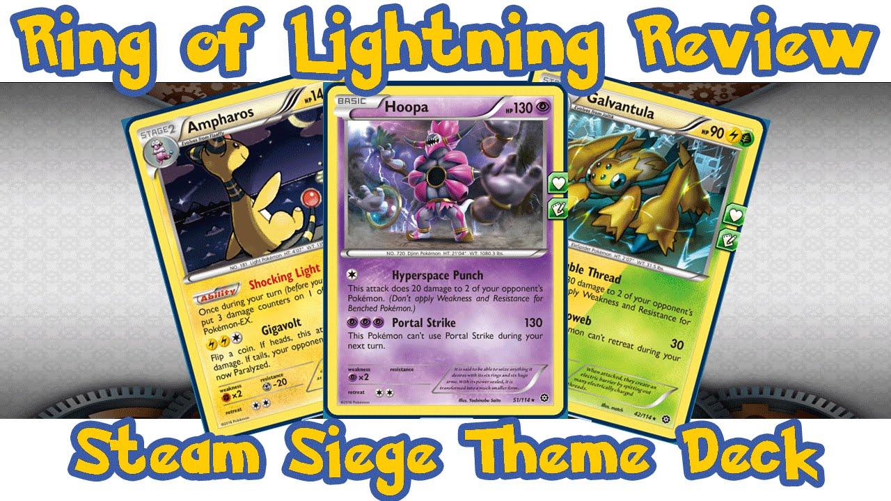 Xy Steam Siege Ring Of Lightning