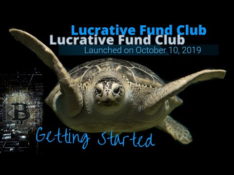 Lucrative Fund Club Getting Started and Overview – Passive Income Club