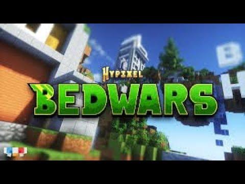 UNA BEDWARS UN-CUT EASY WIN | Bedwars #3 W/Denyx, Kikko