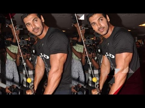 John Abraham Spends 10 Hours In Gym For Force 2 Bollywood Gossip