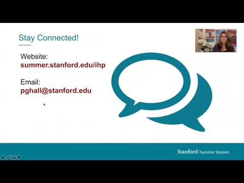 Stanford Summer Term - Double degrees and structured