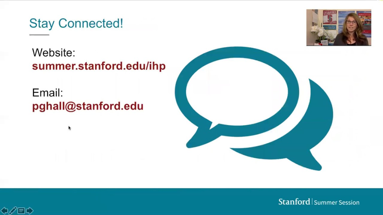 Stanford Summer Term - Double degrees and structured partnerships