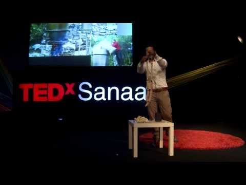 Yemen, the land of Arabian jasmine: Rafat Al Akhali at TEDxSanaa 2013