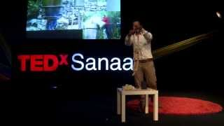 Yemen, the land of Arabian jasmine | Rafat Al Akhali | TEDxSanaa