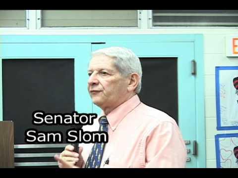 Townhall  Meeting Hawaii Kai with Senator Sam Slom Part 2