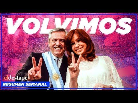 VOLVIMOS | Resumen de la semana 50 en El Destape