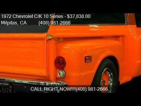 1972 Chevrolet C/K 10 Series  for sale in Milpitas, CA 95035