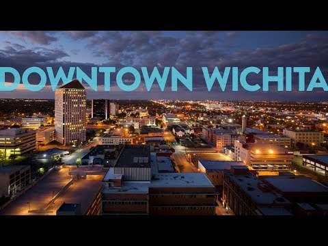 Downtown Wichita: Commerce And Culture At The Core