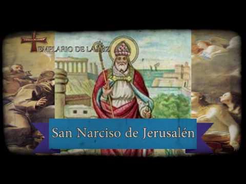 San Narciso de Jerusalén - Santo del dia 29 de Octubre