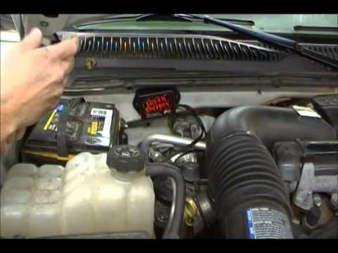 Diesel-Up Garage Chevy 20045-2010 Duramax Truck Edition module