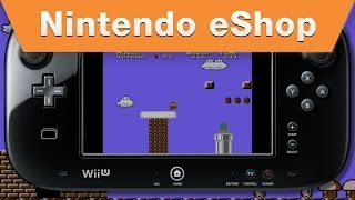Nintendo eShop - Super Mario Bros. The Lost Levels for the Wii U Virtual Console