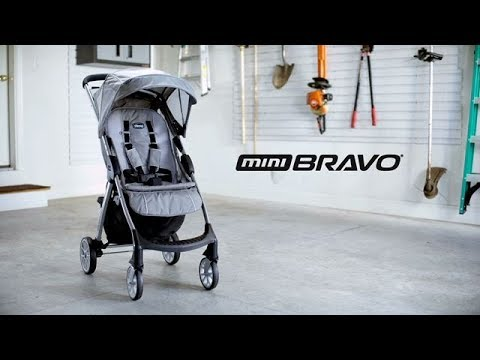 Chicco Mini Bravo Lightweight Stroller