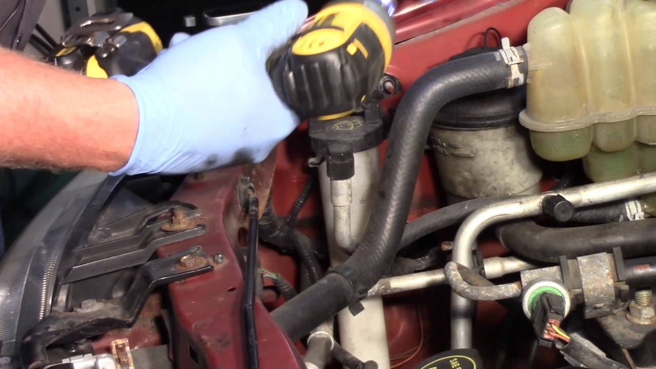 Hood Ajar Switch Replacement Ford Escape 3 0l Youtube