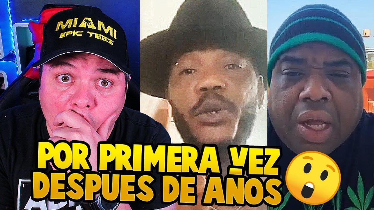 Jorge Jr Y Damian Cara A Cara Después Años !!! 🔥😱 Esto Es Histórico