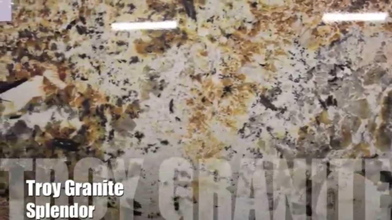 Splendor Granite Countertop By Troy