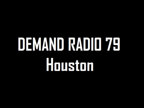 KTHT (DEMAND RADIO) Houston - (1965)