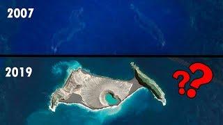 Isla que Desconcierta a la NASA