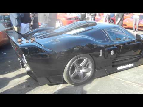 Ford GT wide body