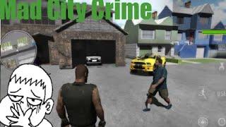 Недоклон GTA (Обзор Mad City Crime)