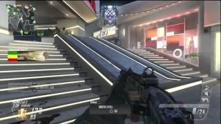 black ops 2 104 kills w r870 mcs shotgun bo2 gameplay commentary