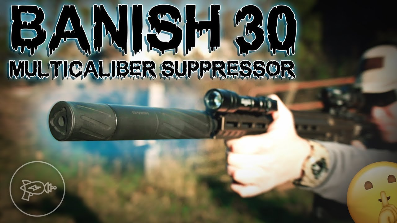 A One-Size-Fits-All Suppressor Solution? 🤔 Silencer Central Banish 30! [Review]