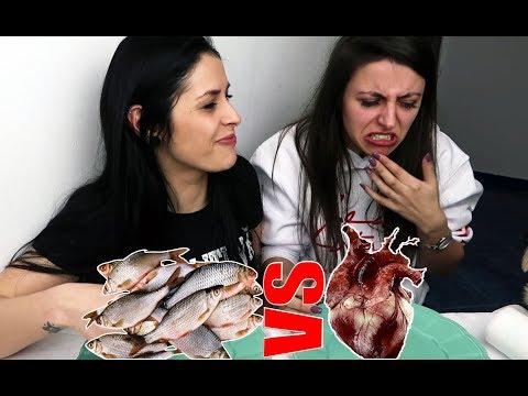 GOOD FOOD VS BAD FOOD CU SORA MEA