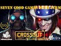 CROSSOUT - SEVEN GOOD GAMES WITH JERM