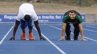Download Video Cristiano Ronaldo VS Usain Bolt - Speed Test - Fan C7 MP3 3GP MP4