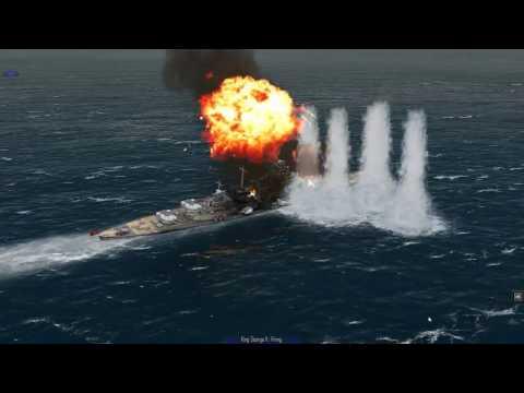 Atlantic Fleet: Sinking of the Bismarck...