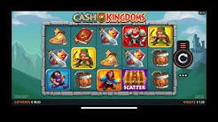CASH OF KINGDOMS - Freispiele - Freegames - Online Casino Slot Game
