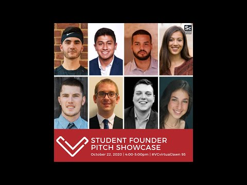 Student Founder Pitch Showcase