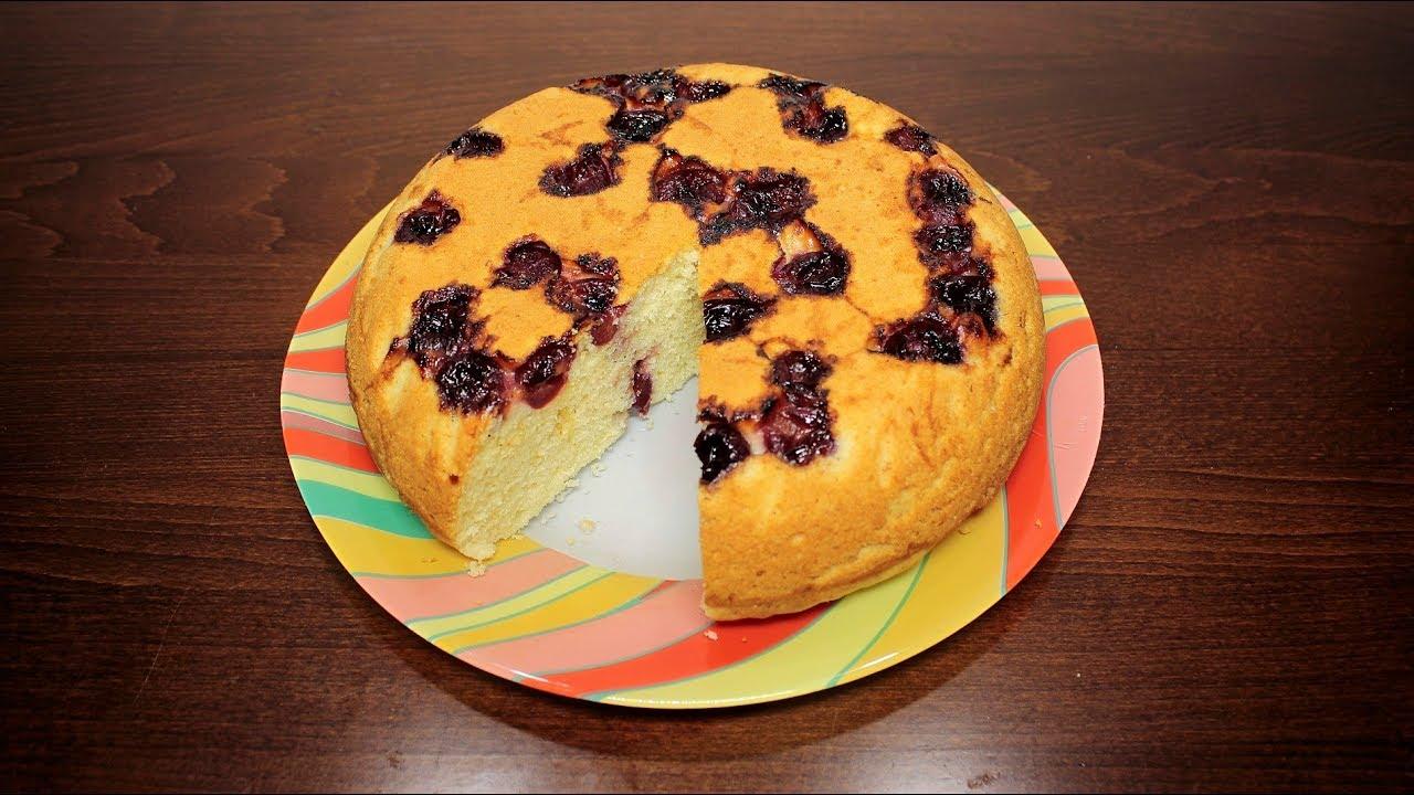 Рецепты кексов в мультиварке с фото простые