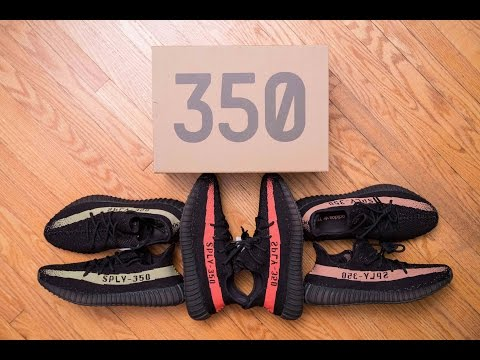 pretty nice 87e3d 567c8 Adidas Yeezy Boost 350 V2 Copper Red Green Review and On Feet