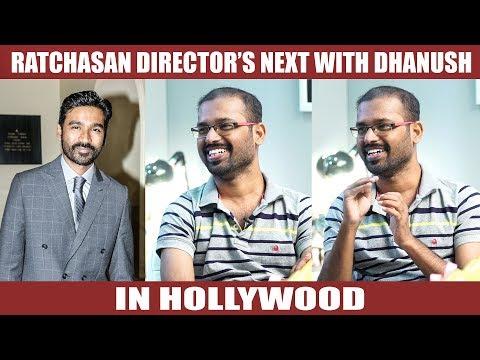 'ராட்சசன்' வில்லன் யார் தெரியுமா..? | Director Ramkumar Exclusive | Ratsasan