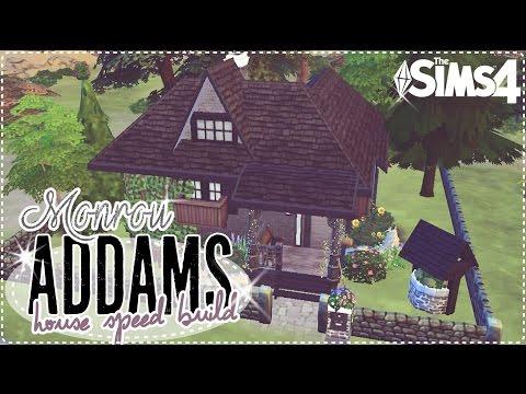 The Sims 4: Domek dla M. Addams #2