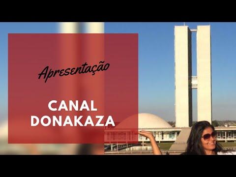 Olá, Seja bem-vinda(o) ao Blog Donakaza