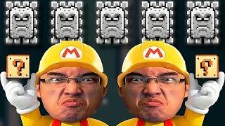 Super Mario Maker FR | VOS NIVEAUX SONT TROP ****!