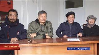 Giới hoạt động đề nghị khởi tố vụ ông Lê Đình Kình -bị giết- -VOA-