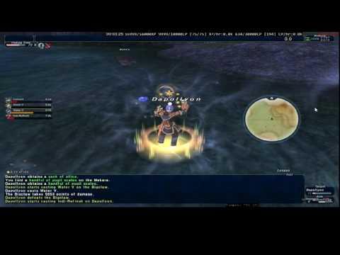 FFXI - Geo/Nuking spells - DgVoodoo Graphics Enhancements