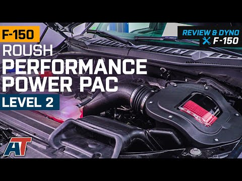 2018-2019 F150 5.0L Roush Performance Power Pac - Level 2 Review & Dyno
