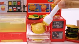 Cooking Puchi Food Hamburger Shop