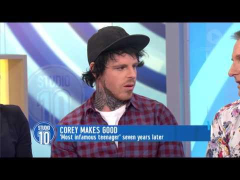 Corey Worthington Makes Good | Studio 10