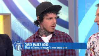 Corey Worthington Makes Good | Studio 10