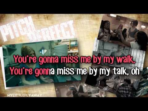 Anna Kendrick - Cups (When I'm Gone) Karaoke/ Instrumental