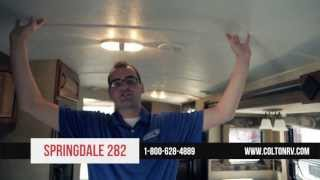 Keystone Springdale 282bhssr Travel Trailer Review With Dan Brandel