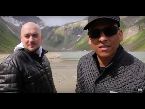XAVAS (Xavier Naidoo & Kool Savas) Making of - Schau nicht mehr zurück
