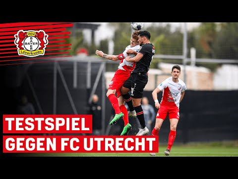 Bayer 04 Leverkusen – FC Utrecht 3:4 | Testspiel In Voller Länge | Trainingslager In La Manga