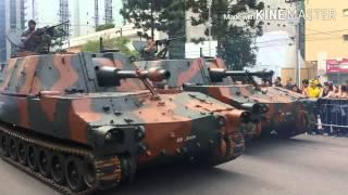 Parada Militar Curitiba 7 Setembro Independência