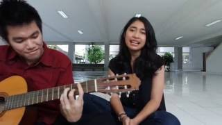 Pelangi - HiVi. One Take Cover by Cavia Zagita & Daniel Sukmadja.